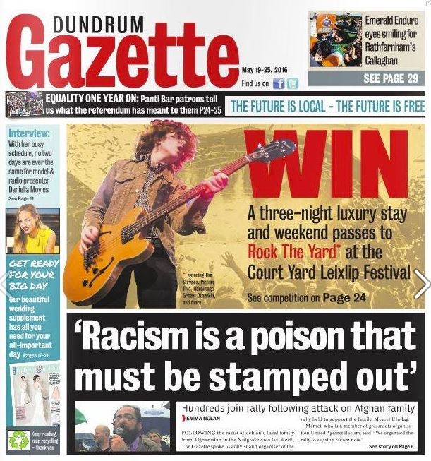 Dundrum Gazette