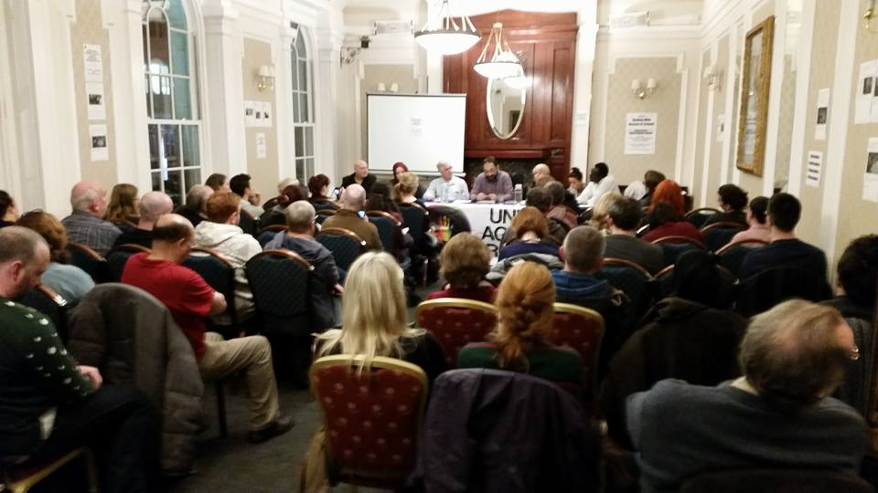 Public Forum Dealing With Racism in Ireland