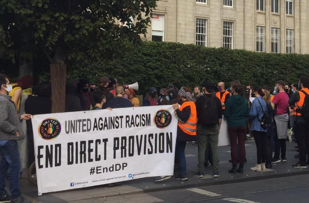 End Direct Provision