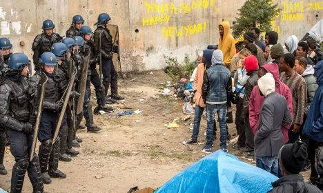 Hands off Calais