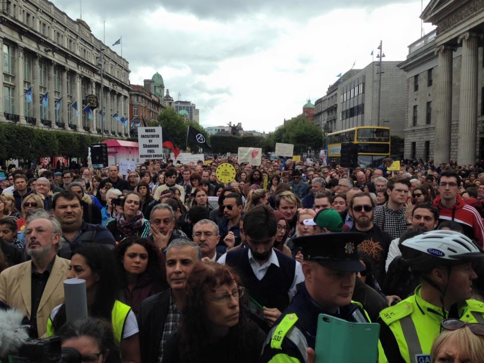 Refugee Rally