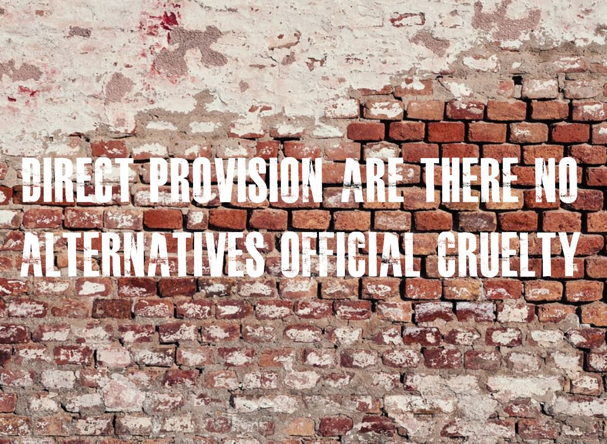 Direct Provision Alternatives
